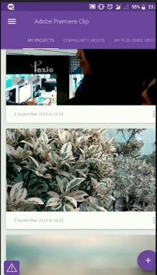 5 Rekomendasi Aplikasi editing Video Vlog di Android