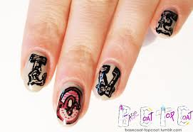 nail art absolutamente lindo