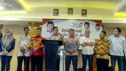 Wali Kota Cirebon Anak Buah SBY Putuskan Dukung Jokowi-Ma'ruf