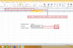 Mengenal Penggunaan Fungsi Logika IF Dalam Microsoft Excel