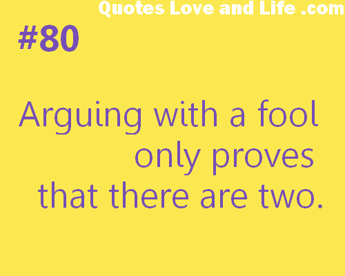 Quotes About Being A Fool. QuotesGram