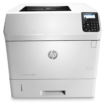 Monitor jobs in addition to settings speedily amongst the  HP LaserJet M605n Driver Downloads