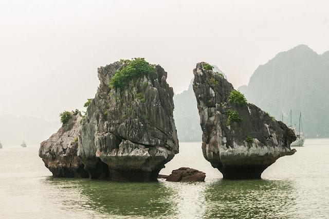 """Hon Tong Mai"" - Ha Long tourist icon 1"