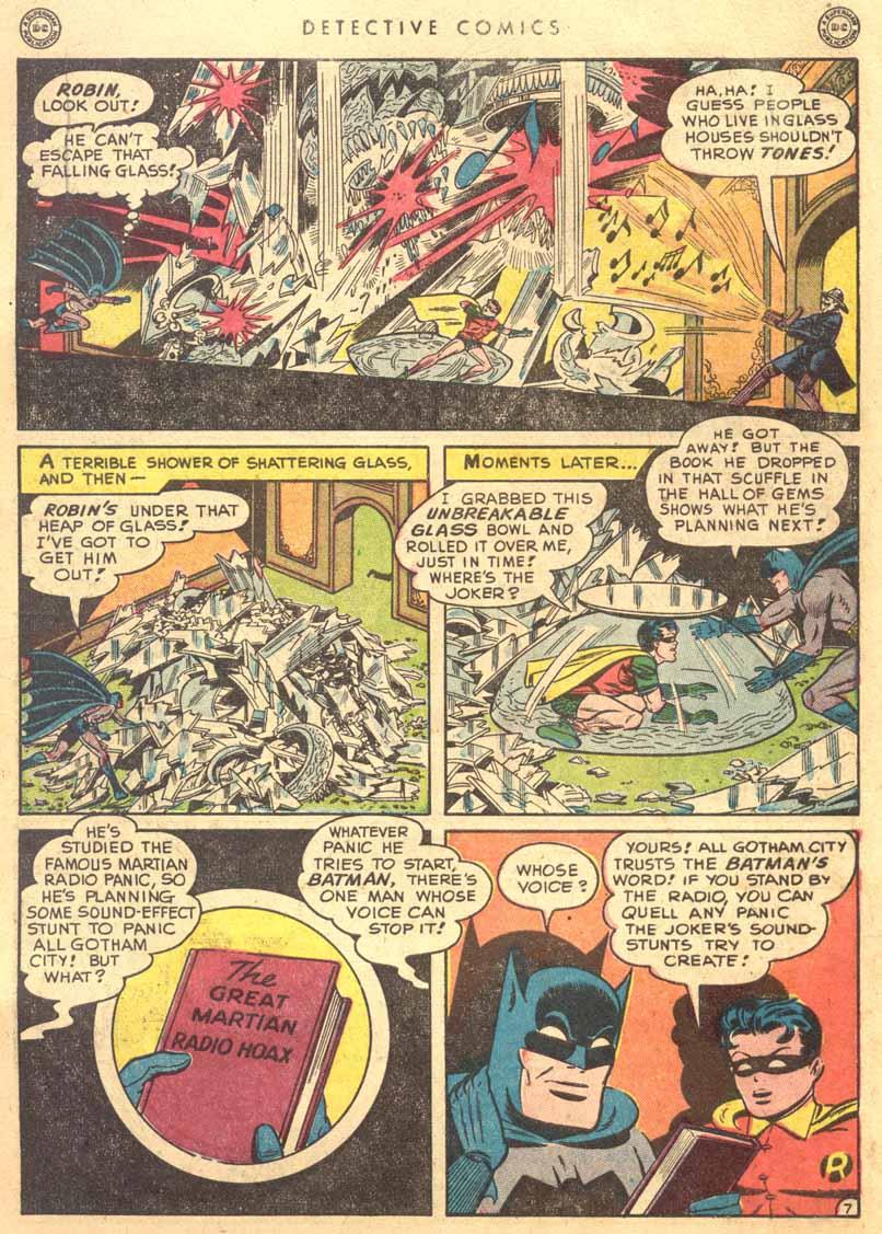 Read online Detective Comics (1937) comic -  Issue #149 - 9