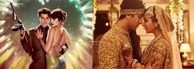 pasangan selebriti bollywood favorit Ranbir Kapoor & Anushka Sharma