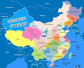 Doğu Türkistan ve Uygur Türkleri Hakkında Bilgiler