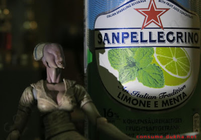 San Pellegrino Limone e menta - лимонад на основе минеральной воды