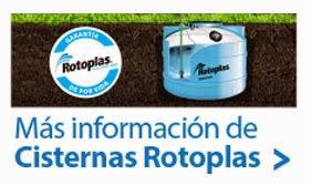 Cisternas Rotoplas