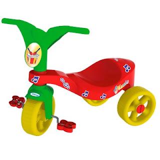 Motoca- Triciclo 2 anos
