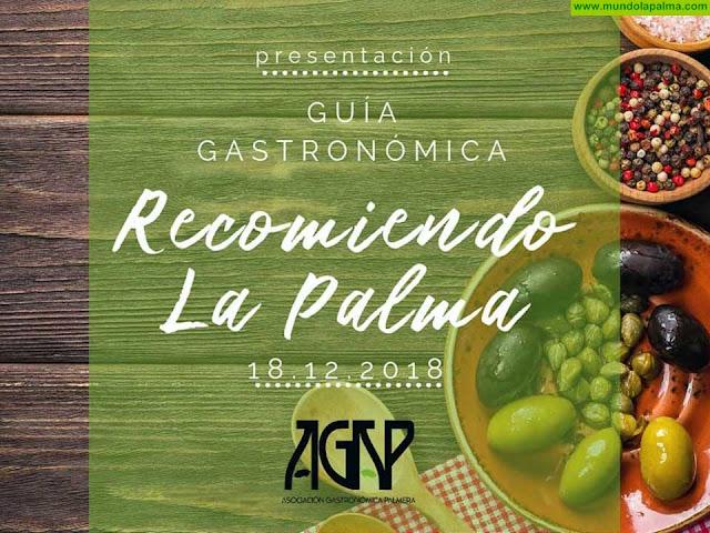 AGAP presenta la Guía Recomiendo La Palma en Tenerife