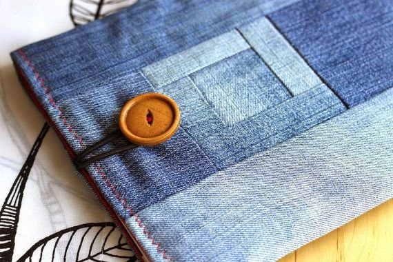 7 maneiras de reaproveitar calças jeans