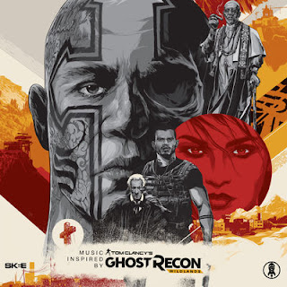 Tom Clancy's Ghost Recon: Wildlands (Original Motion Picture Soundtrack) - Album Download, Itunes Cover, Official Cover, Album CD Cover Art, Tracklist