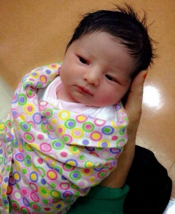 Gambar Bayi Baru Lahir Lucu Imut