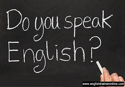 English Speaking Tips  | English Trainer Online