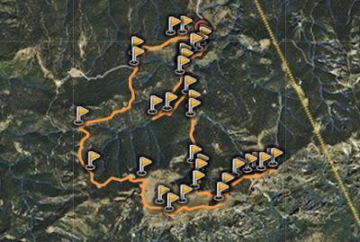 Penyes altes de Moixeró (Cerdanya)