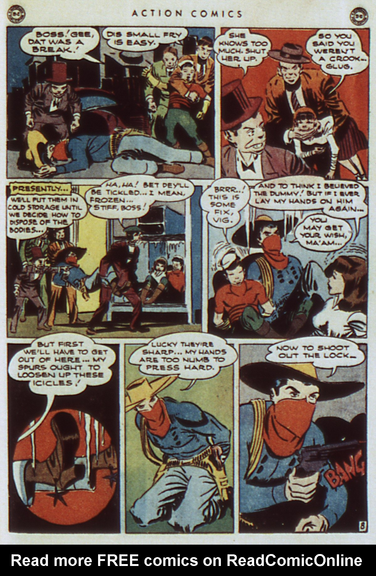 Read online Action Comics (1938) comic -  Issue #96 - 31