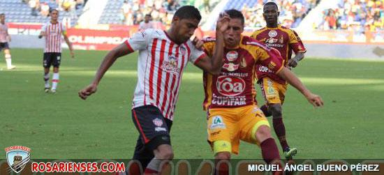 Junior y Tolima empataron en el Metropolitano | Rosarienses, Villa del Rosario