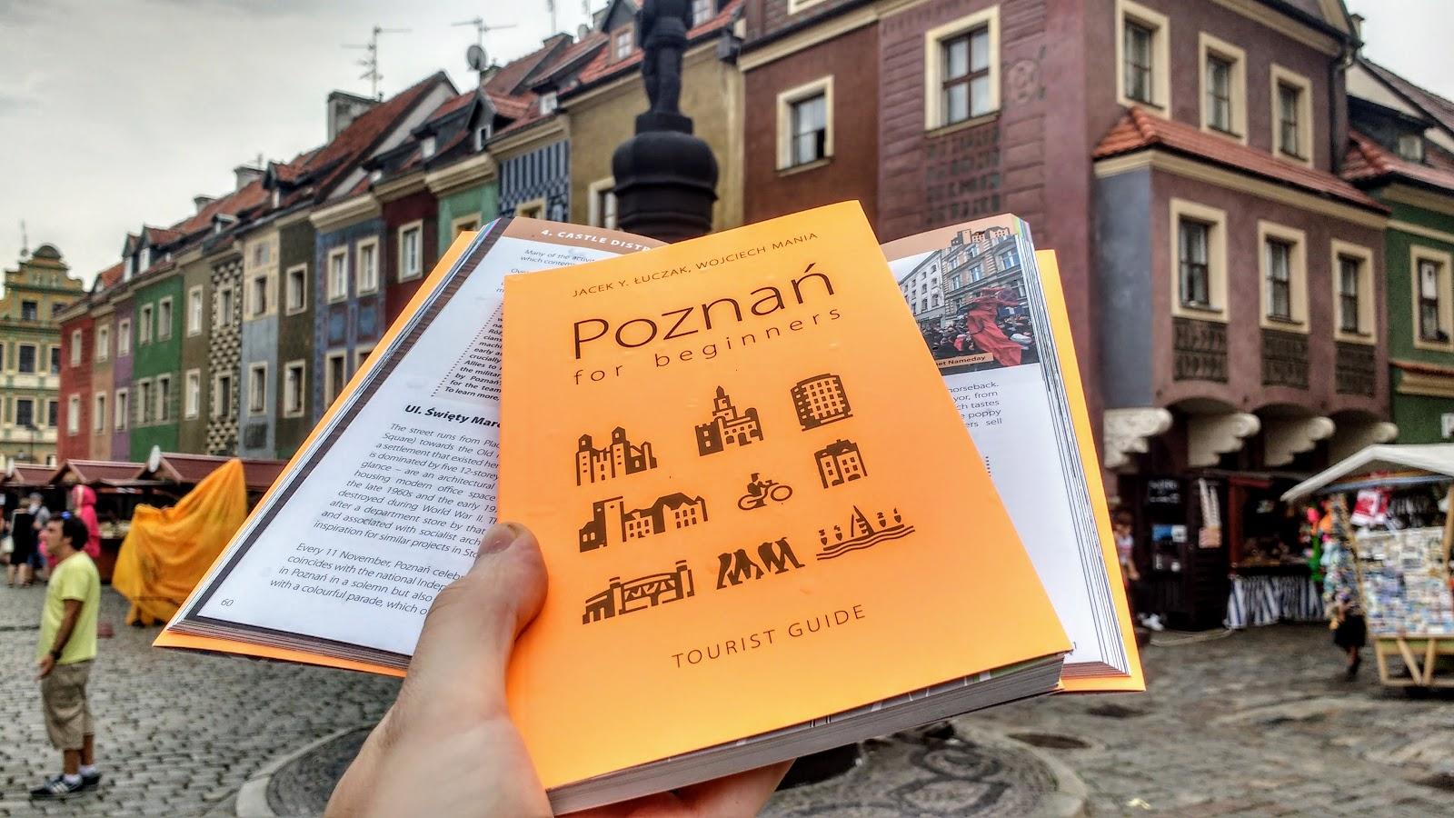 Jacek Y. Łuczak, Wojciech Mania: Poznań for beginners