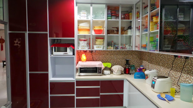 Kitchen Cabinet Kuala Terengganu Kabinet Dapur Set Penuh