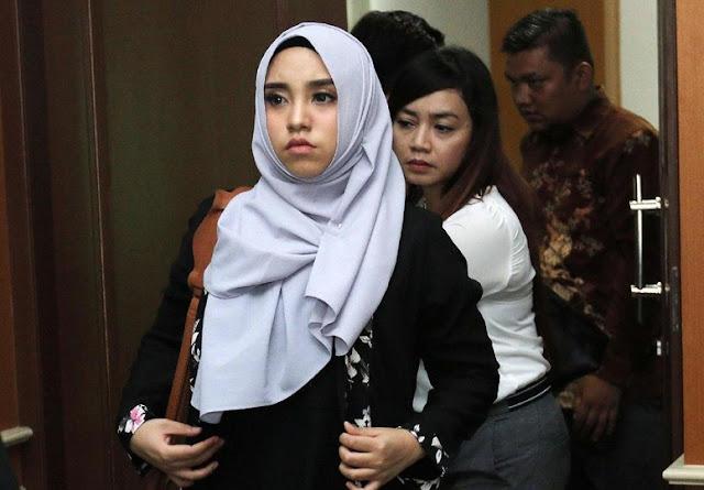 Menyandang Status Janda di Usia 19 Tahun, Salmafina Sunan Cuek