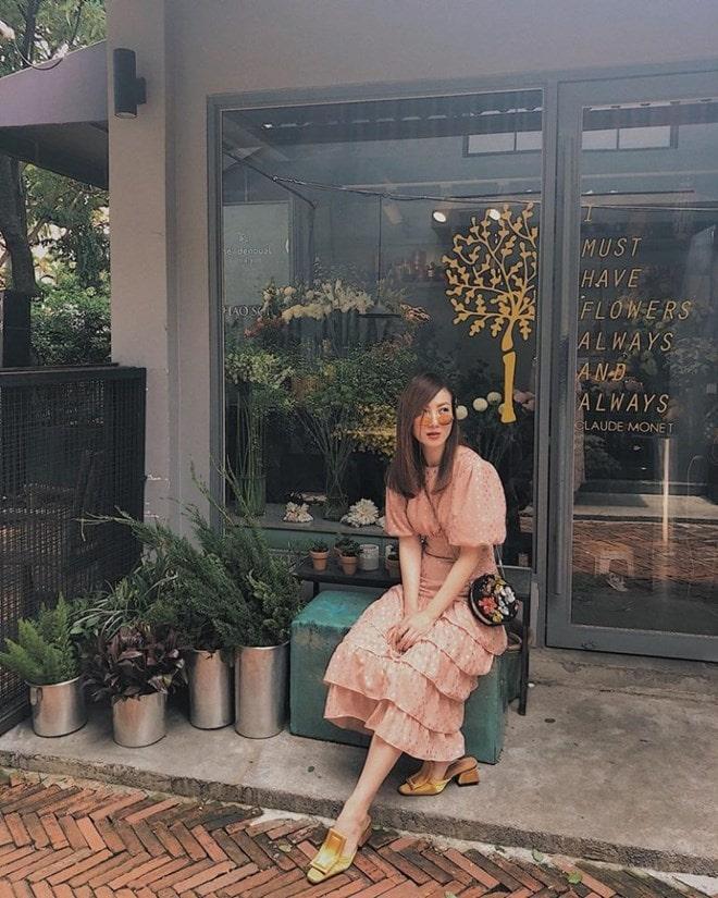 Sao Việt khoe street style phóng khoáng, phối đồ tôn chân dài miên man -5