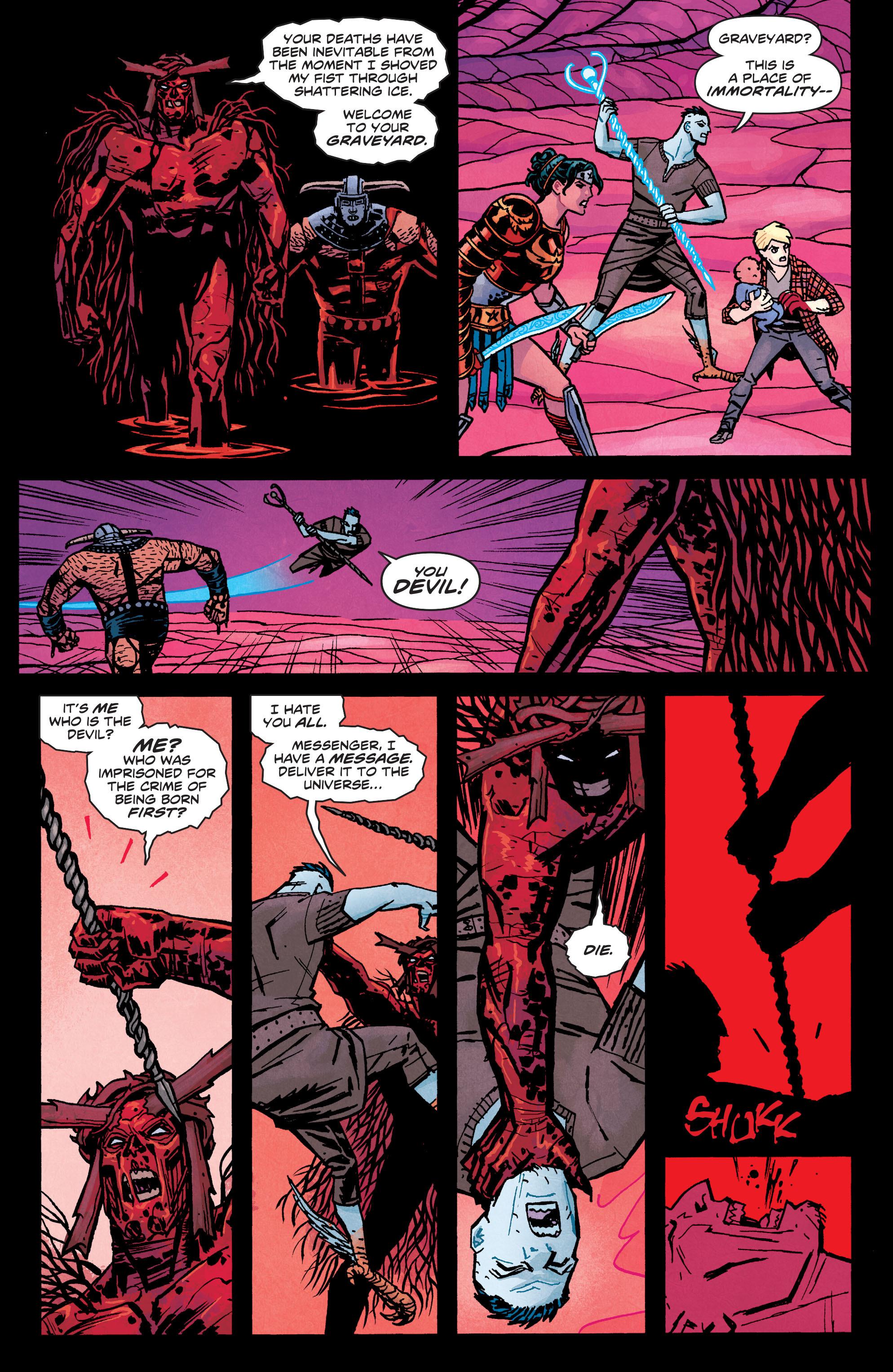 Read online Wonder Woman (2011) comic -  Issue #35 - 5