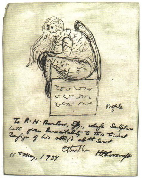 Alien Explorations H P Lovecraft S Illustrations