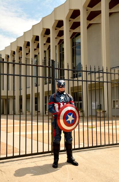 Captain America: Civil War Tour | Atlanta Movie Tours
