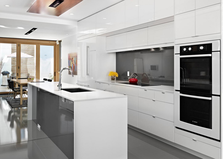 ideas de decoracin y mobiliario para el hogar estilos y de decoracin cmo coordinar las cocinas blancas how to coordinate white