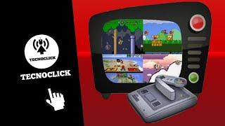 Aplicativo com 48 jogos dos anos 90-Mario-Kirby-Donkey Kong