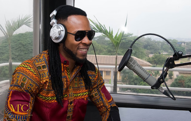 Flavour Visitys Orphanage in Ivory Coast