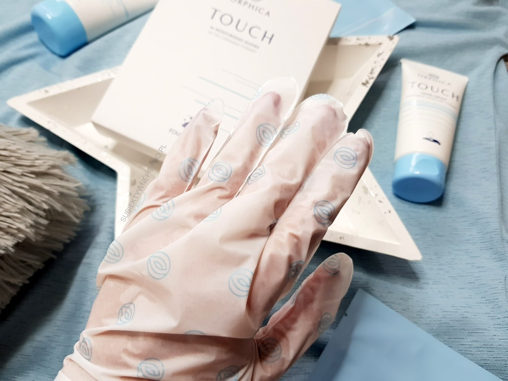 ORPHICA TOUCH rękawiczki opinie blog