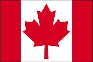 CANADÁ-BANDERA
