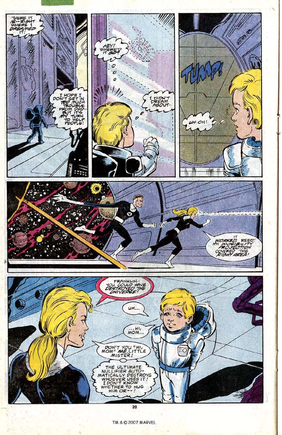 Read online Silver Surfer (1987) comic -  Issue #18 - 22