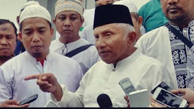 Amien Rais: Yang Kami Lawan Bukan Jokowi dan Ahok, tapi Kekuatan Asing di Baliknya
