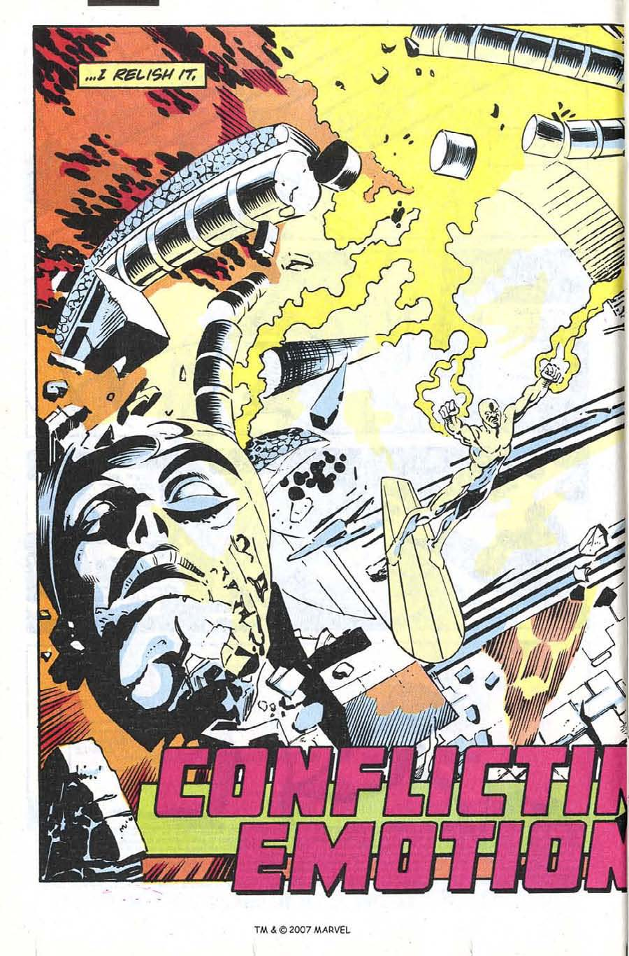 Silver Surfer (1987) issue 66 - Page 4