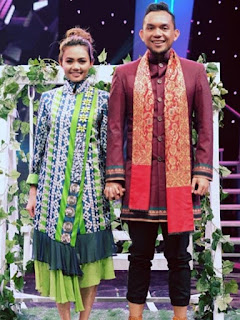 Lirik : Fakhrul Razi & Rina Nose - Cinta Kita