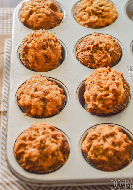 Pumpkin Muffins with Herbs