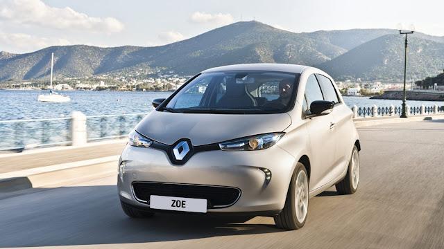 Renault entrega las llaves de su vehículo eléctrico Nº 100.000