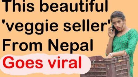 Lifestyle, Entertainment, Nepal ki Tarkari Wali Larki beat Chai wala, tarkari wali larki, chai wala, Nepal, Nepal ki tarkari wali larki, tarkari girl, nepal tarkari girl,