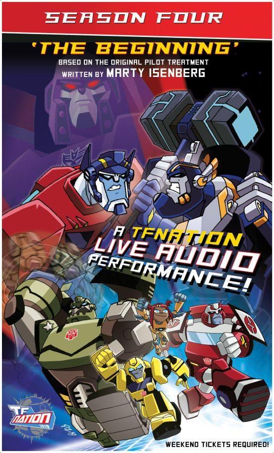 Robot Biến Hình Phần 4  - Transformers Prime SS4 VietSub (2015)