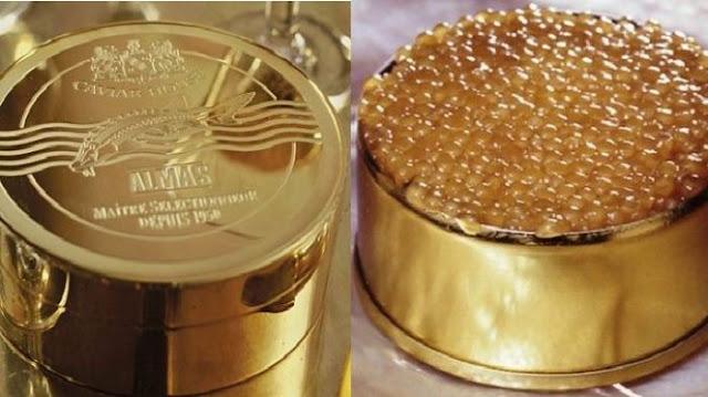 Fakta Unik Caviar, Salah Satu Makanan Termahal Yang Pernah Ada