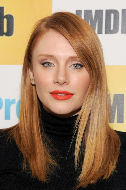 Actress, @ Bryce Dallas Howard At The IMDb Studio In Park City