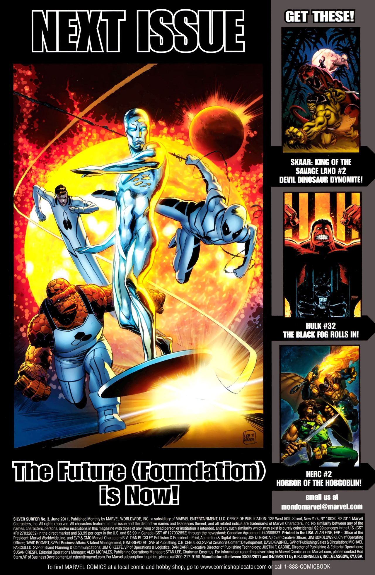 Read online Silver Surfer (2011) comic -  Issue #3 - 23