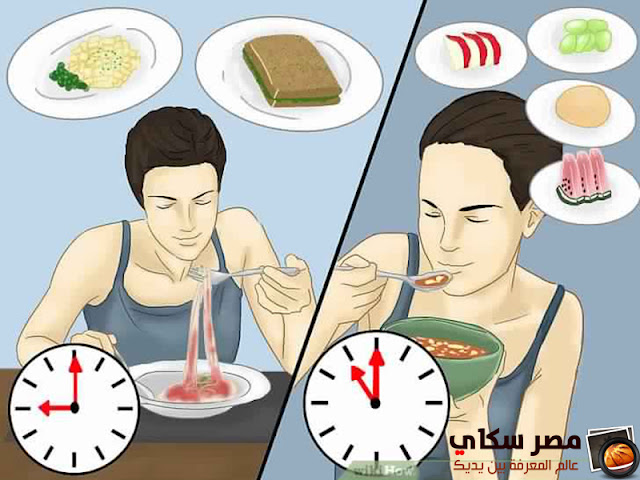 نظام غذائي يساعد فى علاج بعض انواع النحافة ترجم  Treating thinness