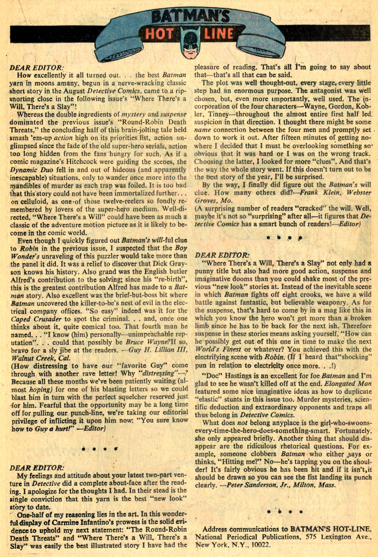 Detective Comics (1937) 372 Page 16