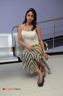 Actress Pooja Sri Stlls at Musugu Movie Press Meet 0057