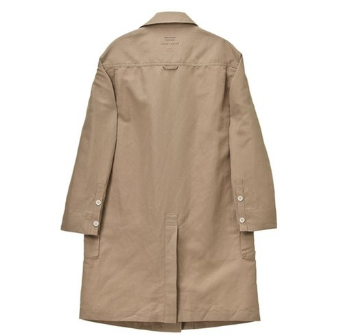 Cotton Linen Casual Coat