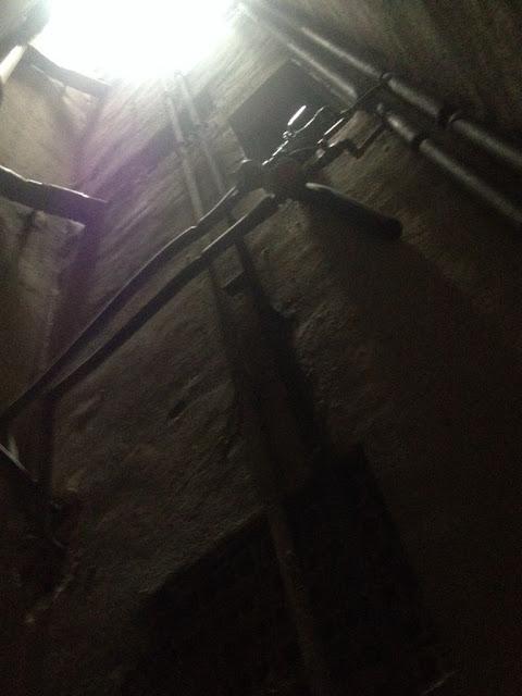 imagen patinillo para reparar en madrid
