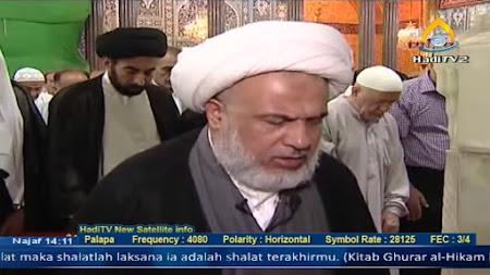 Frekuensi siaran Hadi TV 2 di satelit Palapa D Terbaru